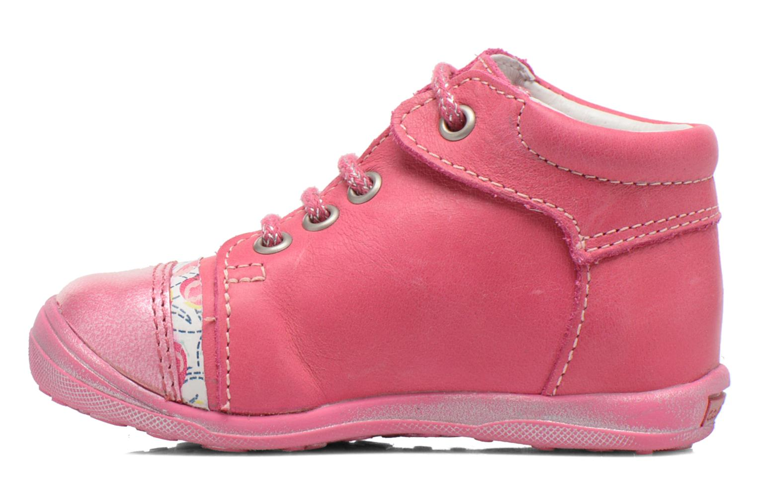 Ankle boots Catimini CYLENE Pink front view