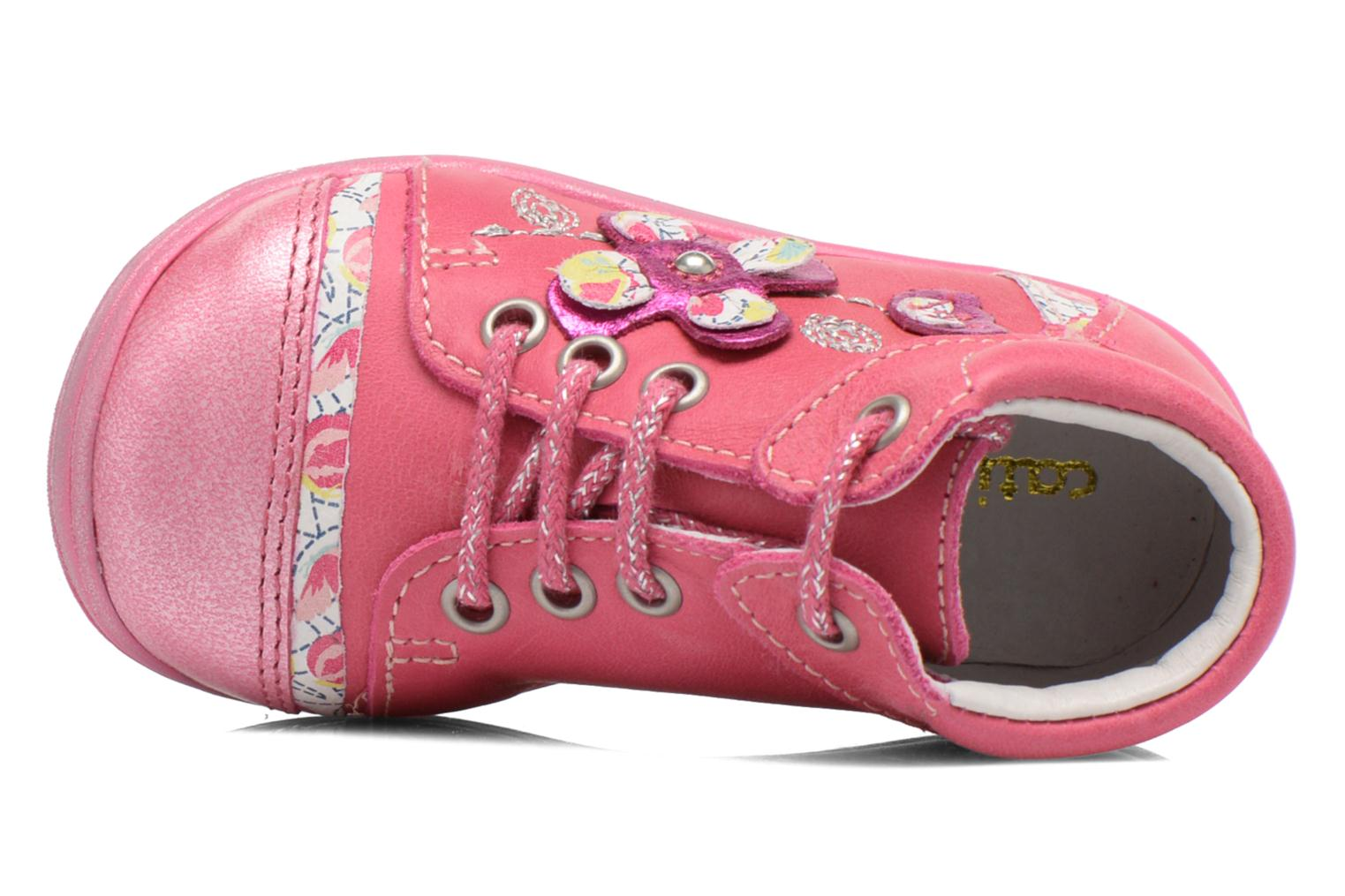 Ankle boots Catimini CYLENE Pink view from the left