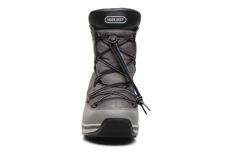 Chaussures de sport Moon Boot Lem Gris vue portées chaussures