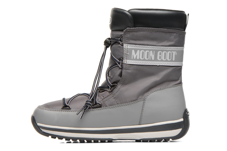 Sportschoenen Moon Boot Lem Grijs voorkant