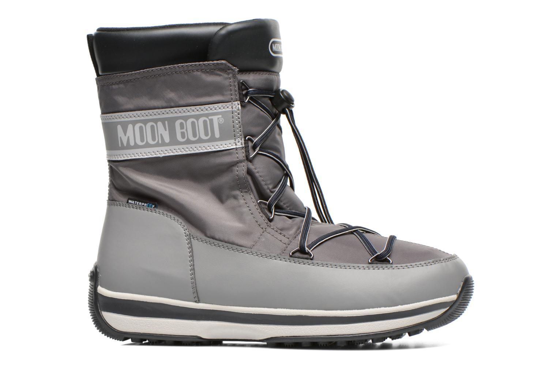Sportschoenen Moon Boot Lem Grijs achterkant
