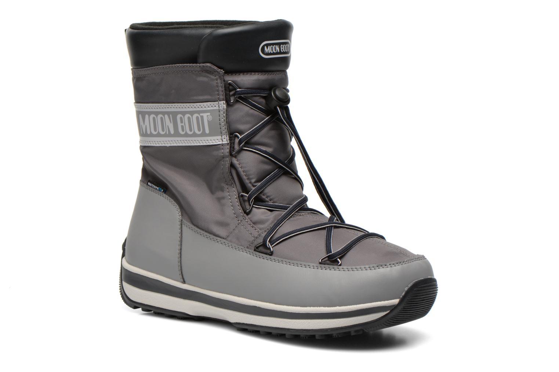 Chaussures de sport Moon Boot Lem Gris vue détail/paire