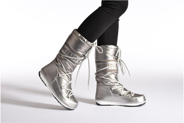 Stivali Moon Boot Soft Met Nero immagine dal basso
