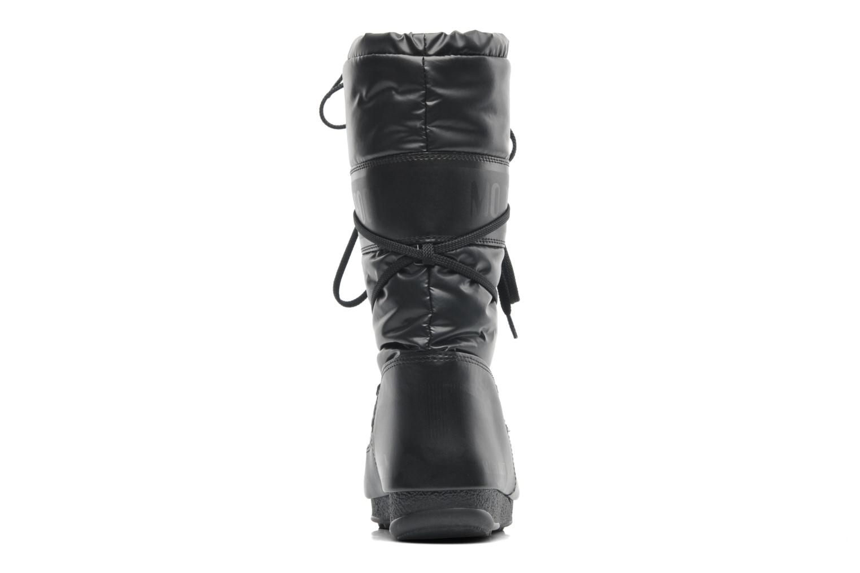 Stivali Moon Boot Soft Met Nero immagine destra