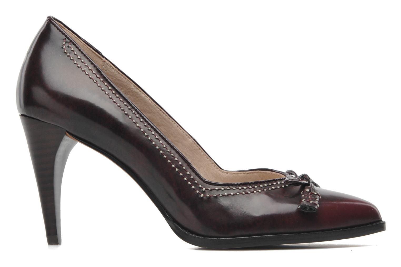Deeta Bombay Ox-Blood Leather