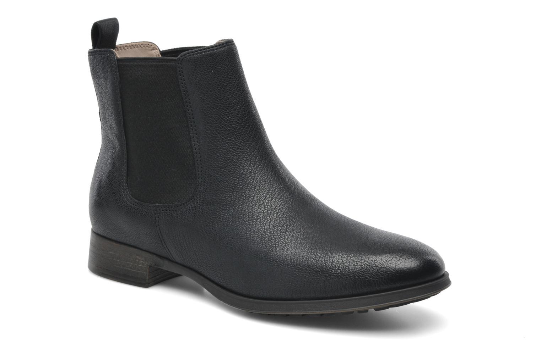 Mariella Busby Black leather