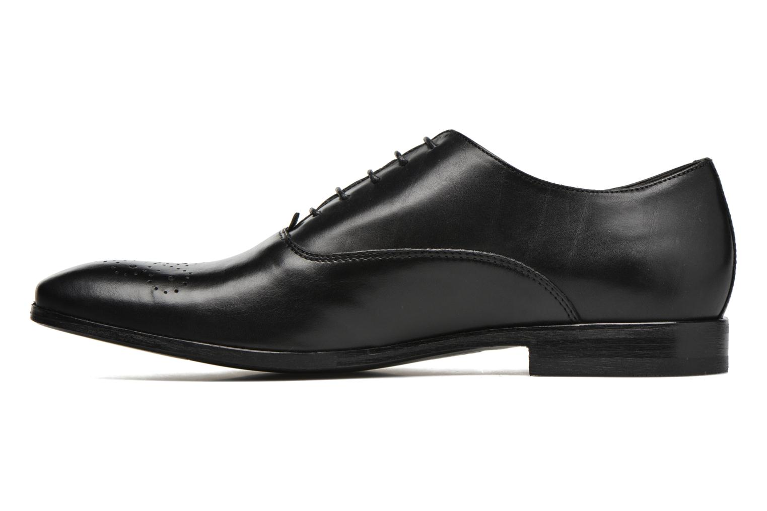 Lace-up shoes Marvin&co Narvie Black front view