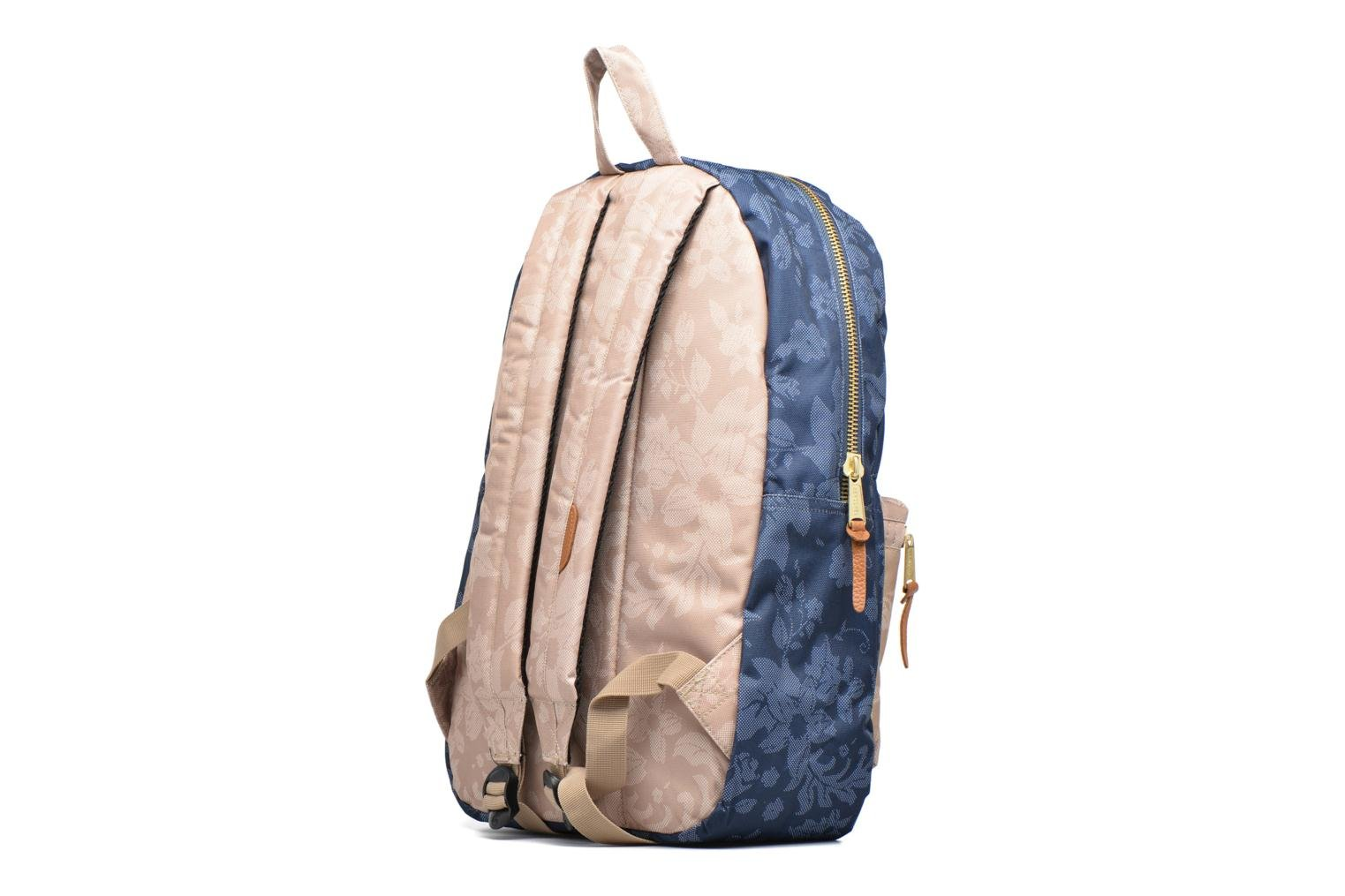 Rucksacks Herschel Settlement Blue view from the right