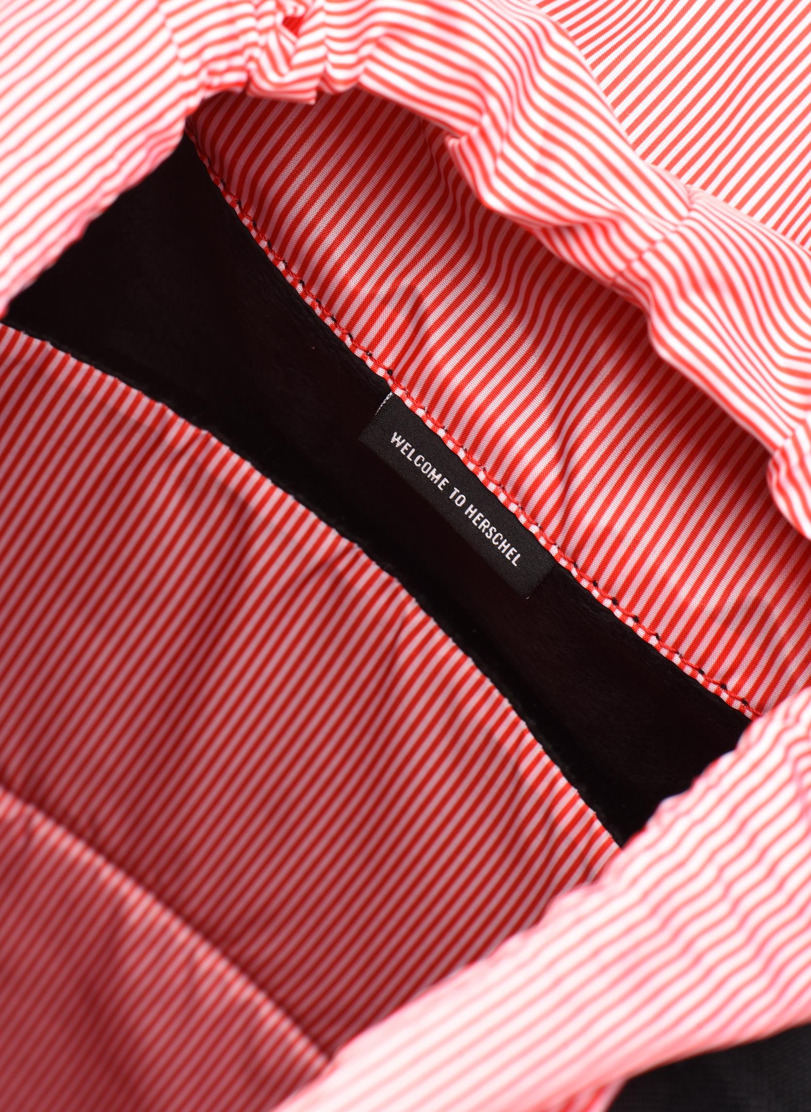 Rucksacks Herschel Retreat Black back view
