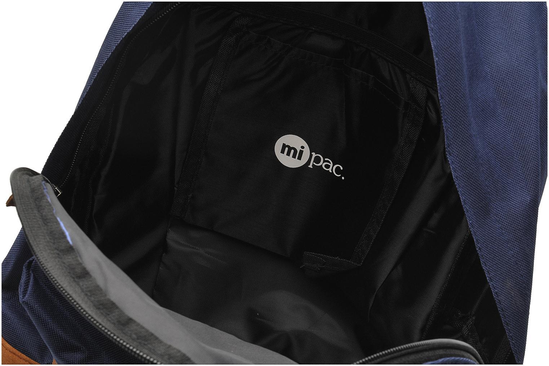 Rucksäcke Mi-Pac Classic Backpack blau ansicht von hinten