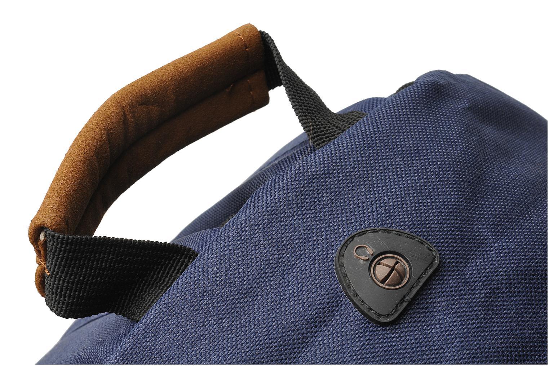 Rucksäcke Mi-Pac Classic Backpack blau ansicht von links