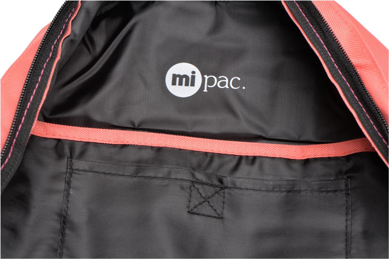 Rucksacks Mi-Pac Classic Backpack Pink back view