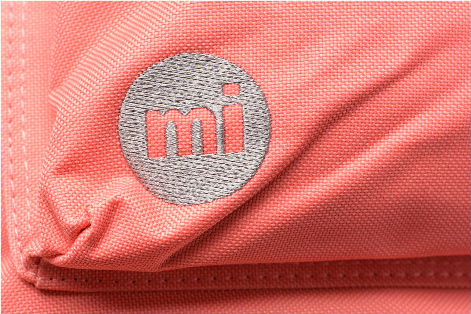 Rucksacks Mi-Pac Classic Backpack Pink view from the left