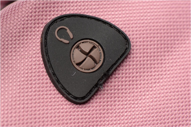 Rucksäcke Mi-Pac Classic Backpack rosa ansicht von links
