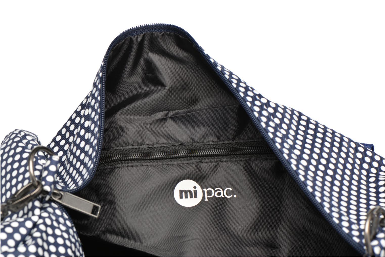Bagages Mi-Pac Duffel Bleu vue derrière