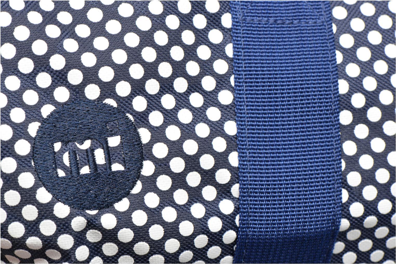 Bagages Mi-Pac Duffel Bleu vue gauche