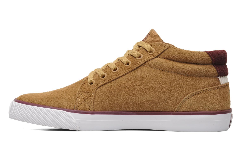 Baskets DC Shoes Council Mid Marron vue face