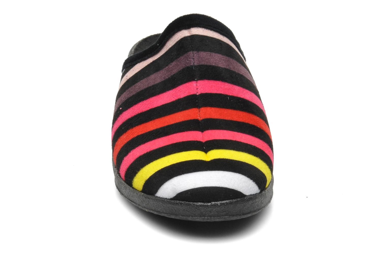 Chaussons La maison de l'espadrille Adèle Multicolore vue portées chaussures