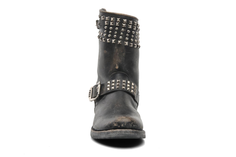 Boots en enkellaarsjes Frye Veronica Biker Zip Zwart model