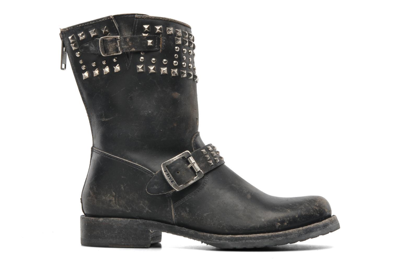 Boots en enkellaarsjes Frye Veronica Biker Zip Zwart achterkant