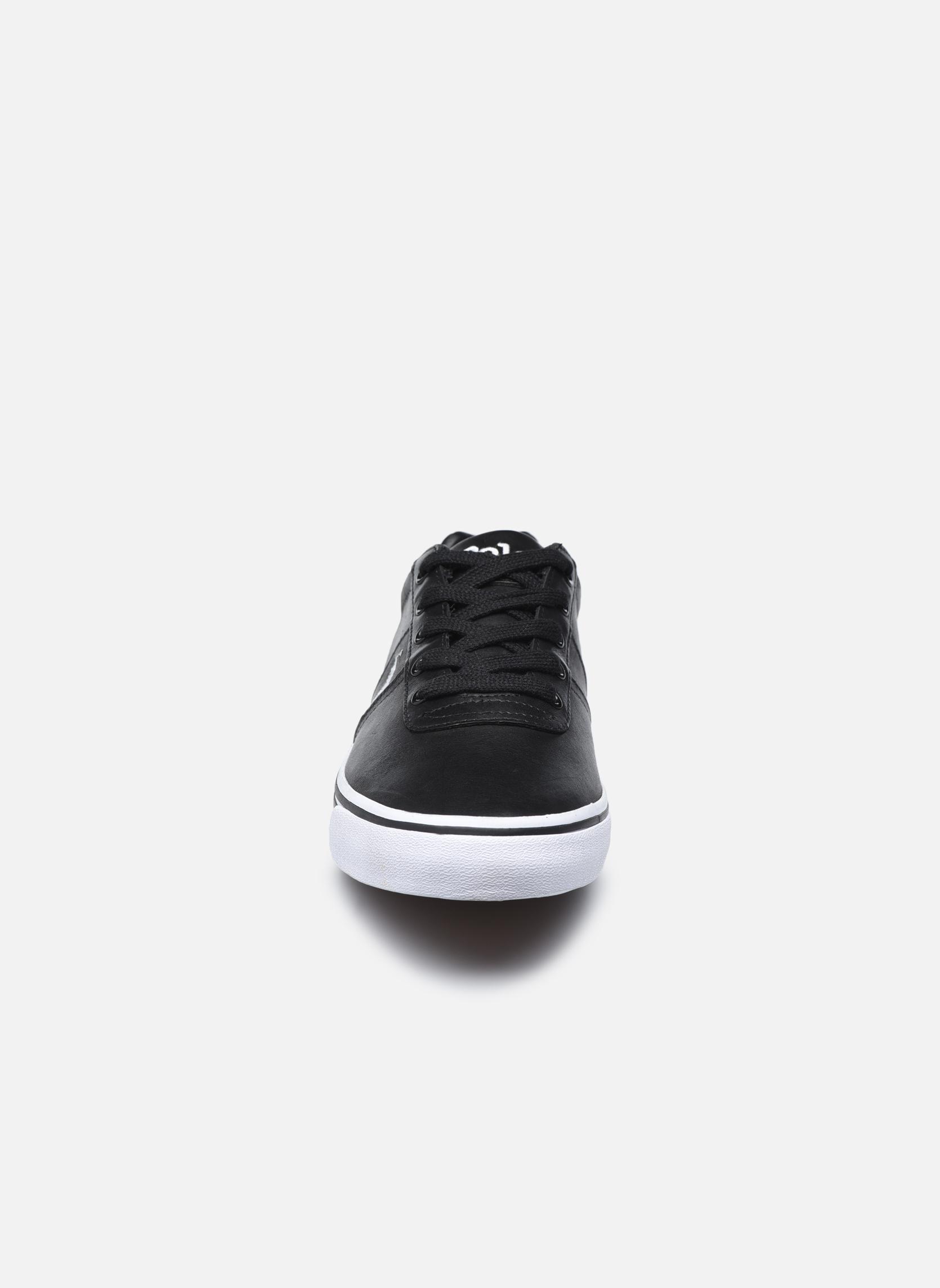 Sneakers Polo Ralph Lauren Hanford Svart bild av skorna på