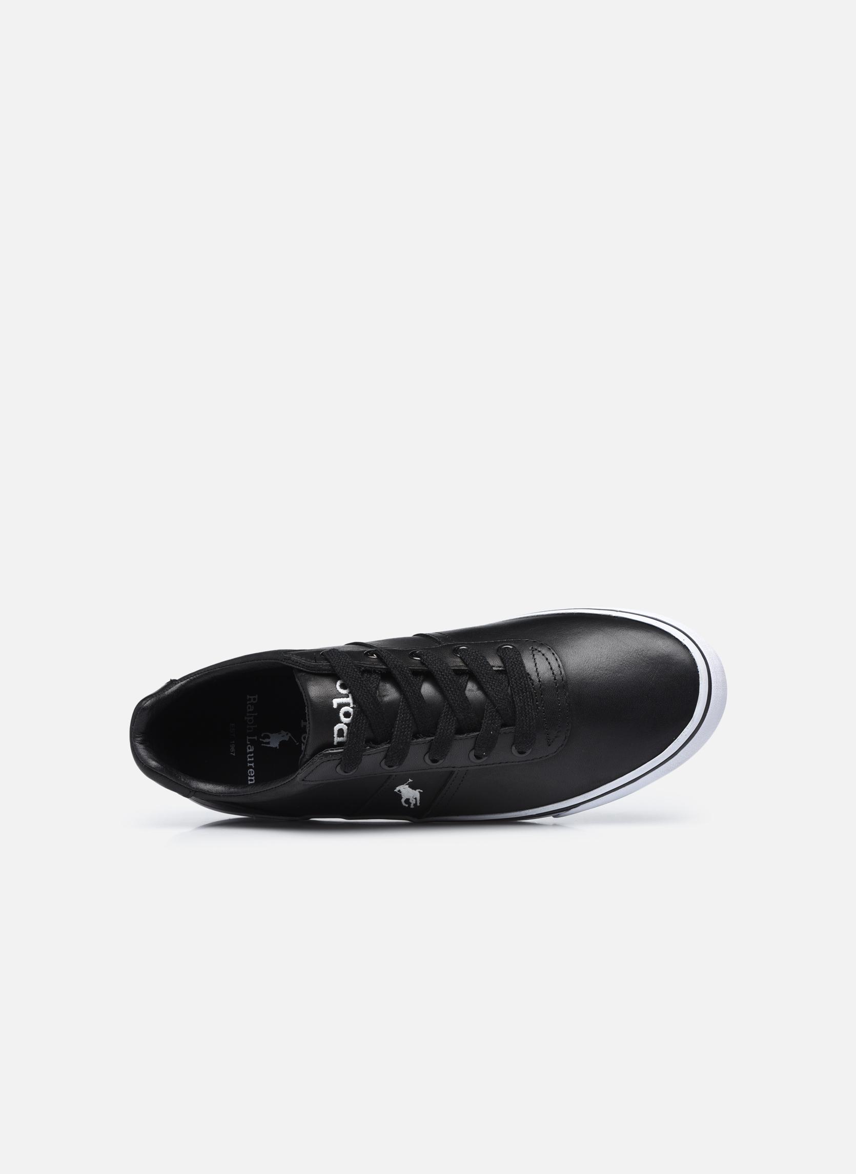 Sneakers Polo Ralph Lauren Hanford Svart bild från vänster sidan