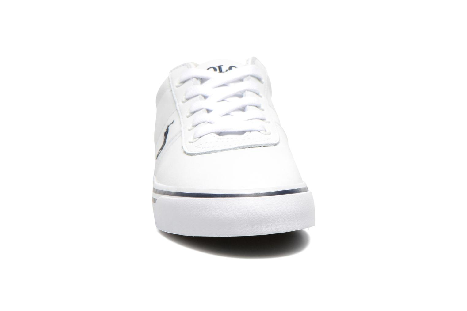 Trainers Polo Ralph Lauren Hanford White model view