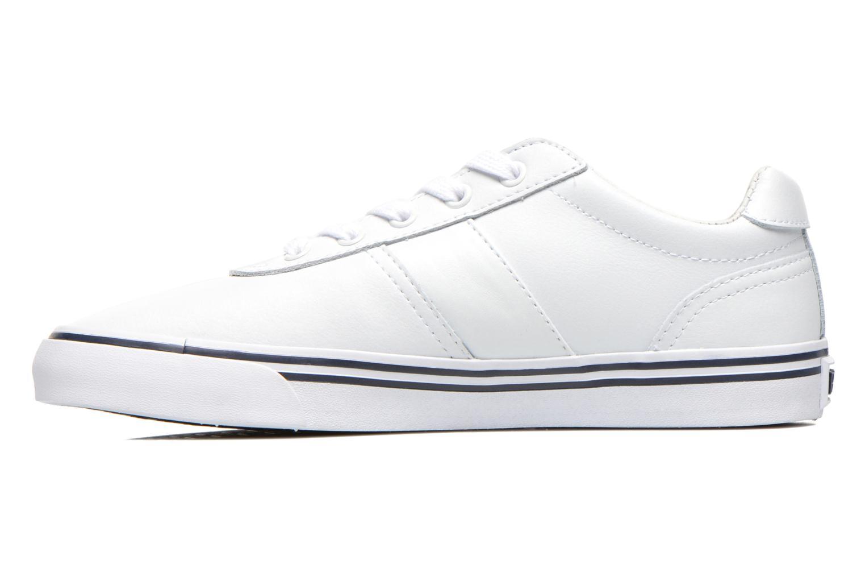 Sneaker Polo Ralph Lauren Hanford weiß ansicht von vorne
