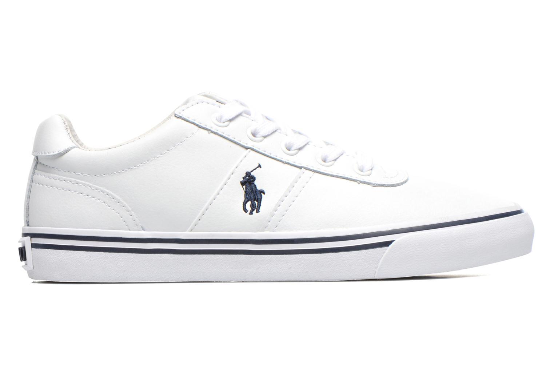 Sneaker Polo Ralph Lauren Hanford weiß ansicht von hinten
