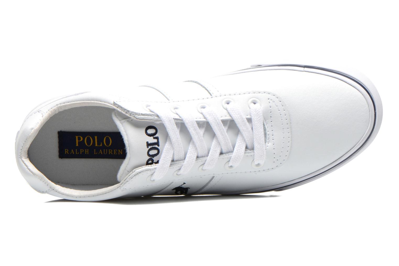 Sneaker Polo Ralph Lauren Hanford weiß ansicht von links