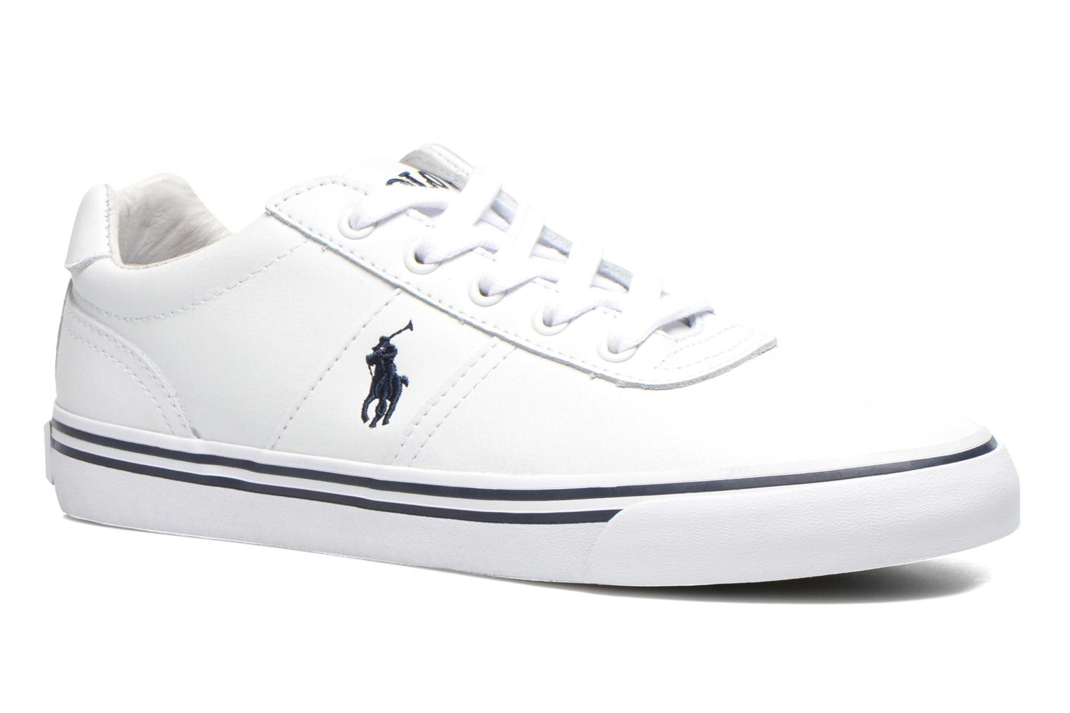 Trainers Polo Ralph Lauren Hanford White detailed view/ Pair view