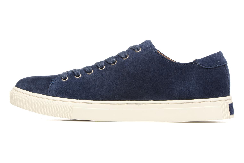Sneakers Polo Ralph Lauren Jermain Azzurro immagine frontale