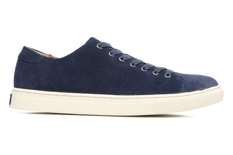 Sneakers Polo Ralph Lauren Jermain Azzurro immagine posteriore