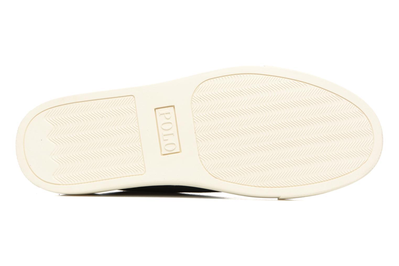 Sneakers Polo Ralph Lauren Jermain Azzurro immagine dall'alto