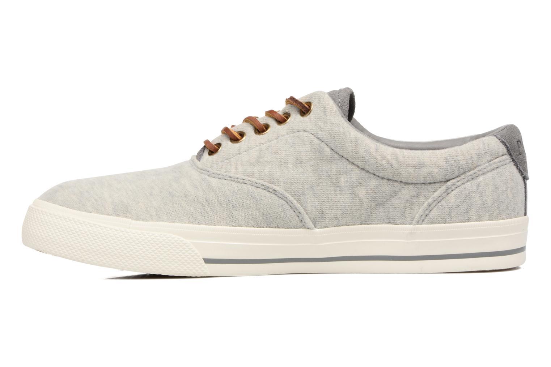 Sneaker Polo Ralph Lauren Vaughn-Ne grau ansicht von vorne