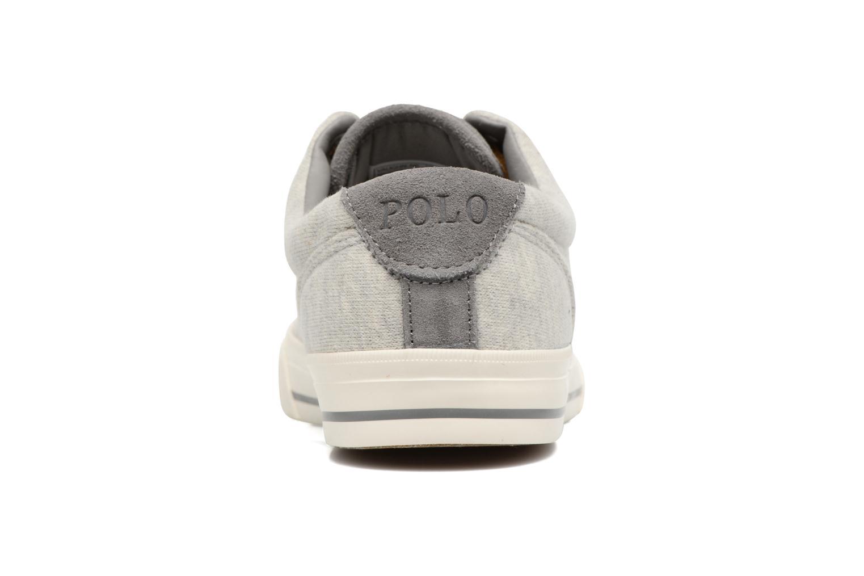Sneaker Polo Ralph Lauren Vaughn-Ne grau ansicht von rechts