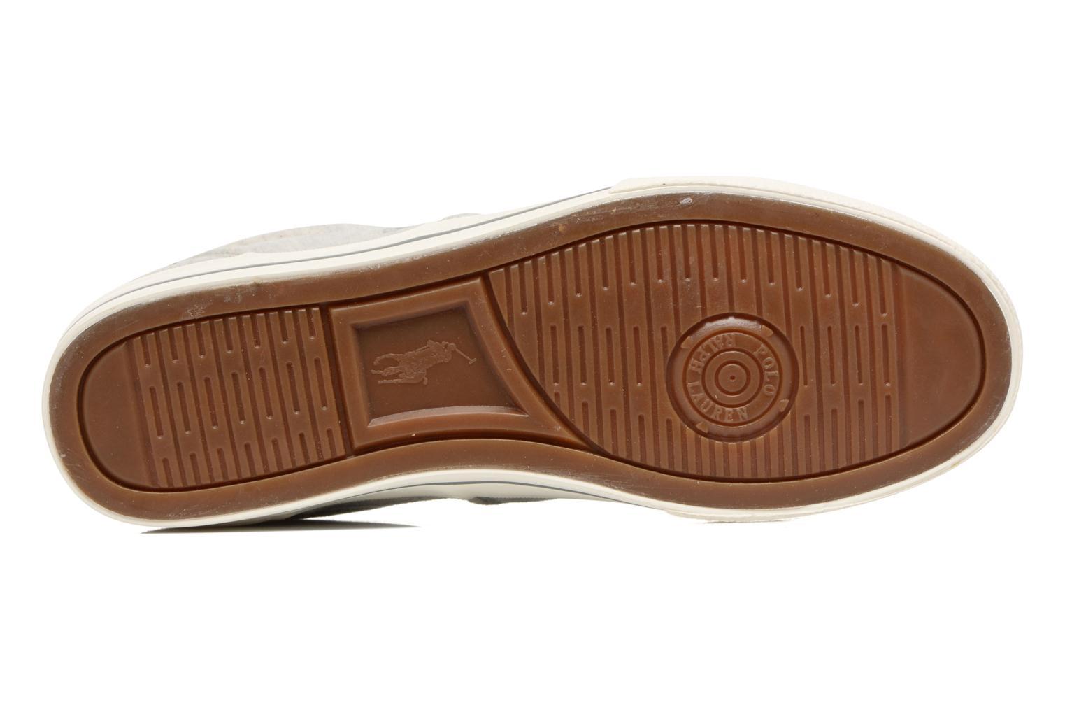 Sneaker Polo Ralph Lauren Vaughn-Ne grau ansicht von oben