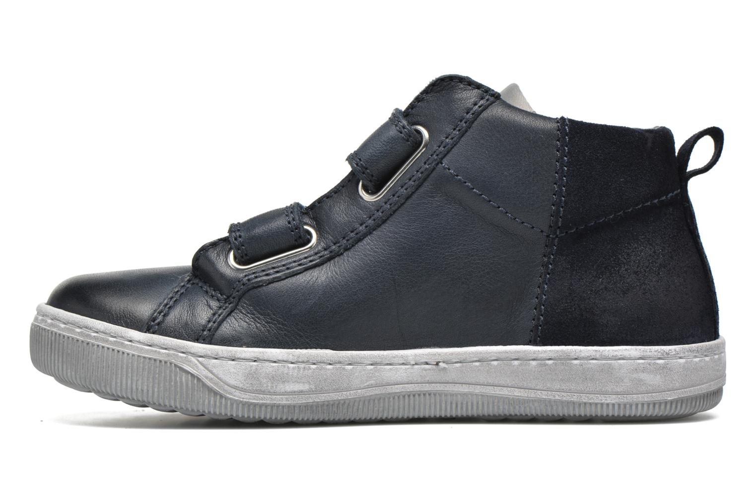 Trainers Naturino Play VL Blue front view
