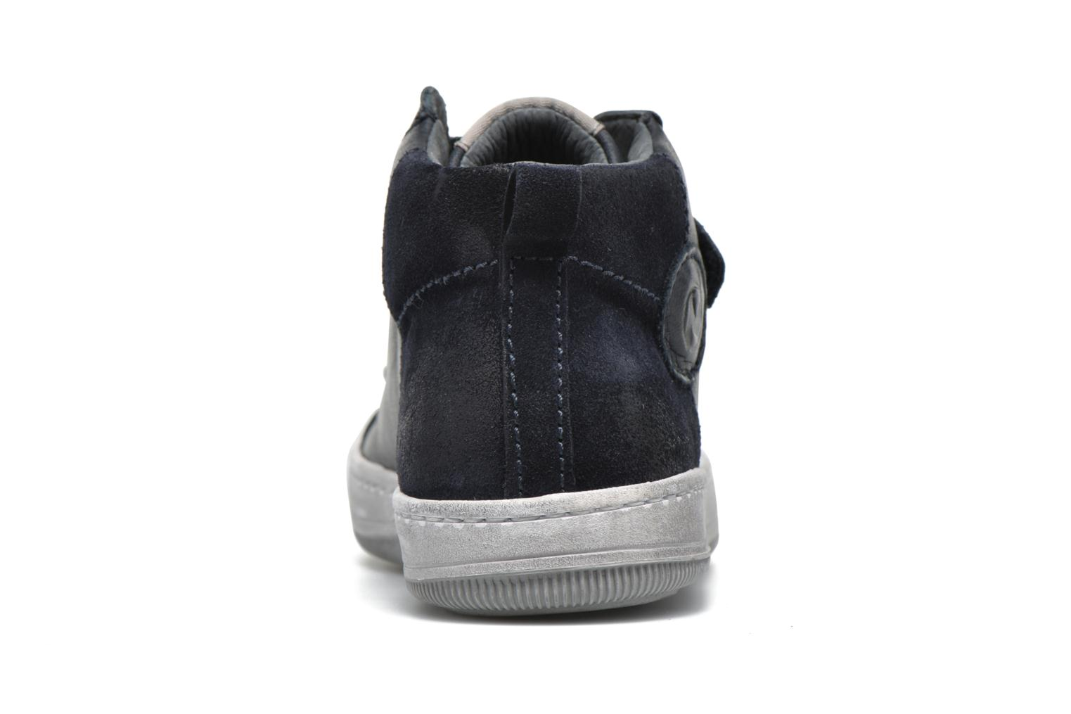 Trainers Naturino Play VL Blue view from the right