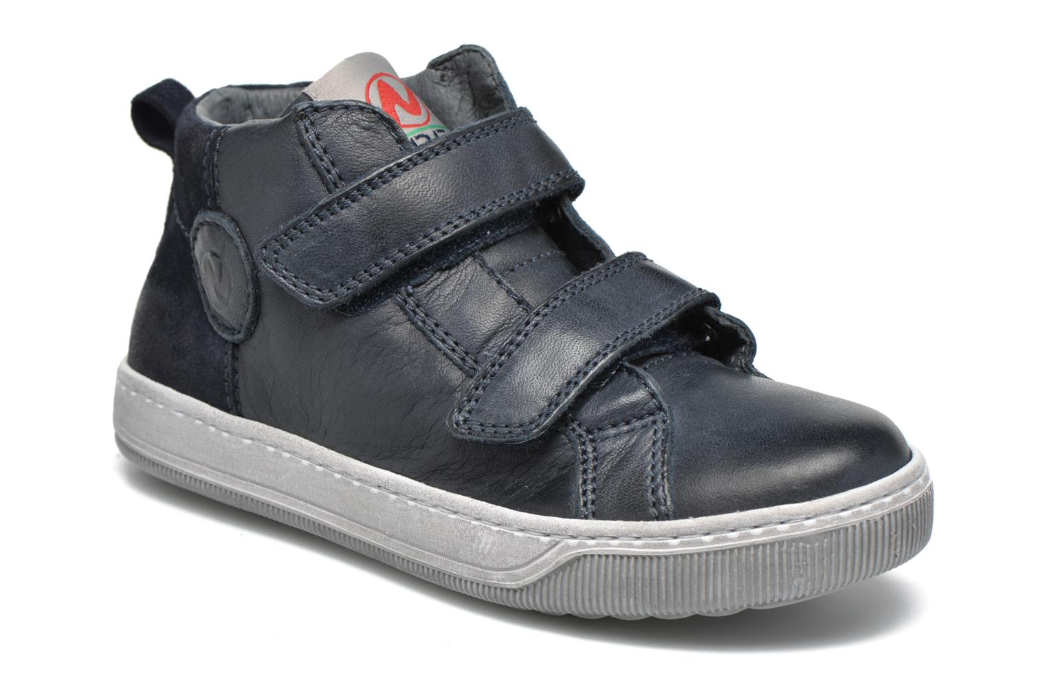 Trainers Naturino Play VL Blue detailed view/ Pair view