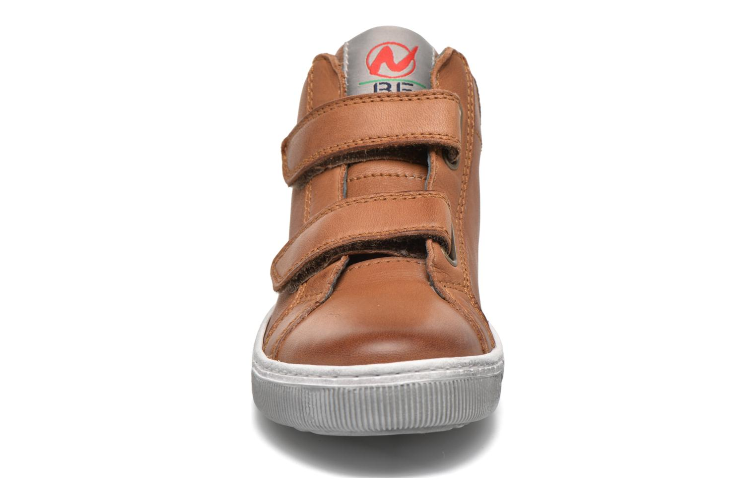 Trainers Naturino Play VL Brown model view