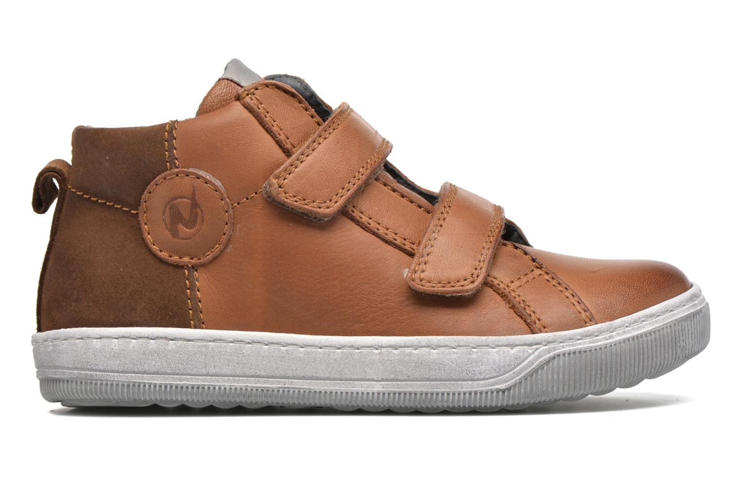 Trainers Naturino Play VL Brown back view