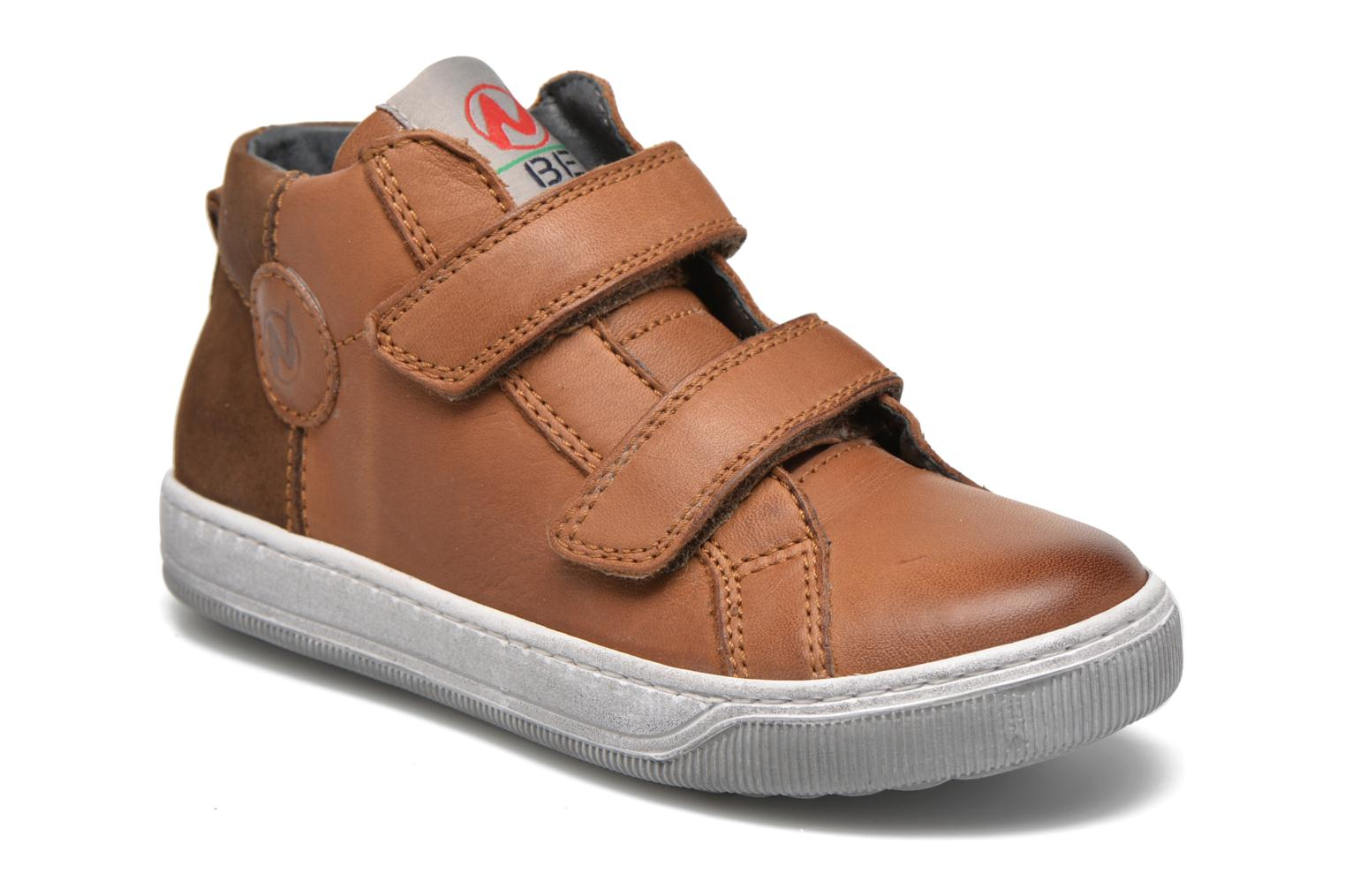 Trainers Naturino Play VL Brown detailed view/ Pair view