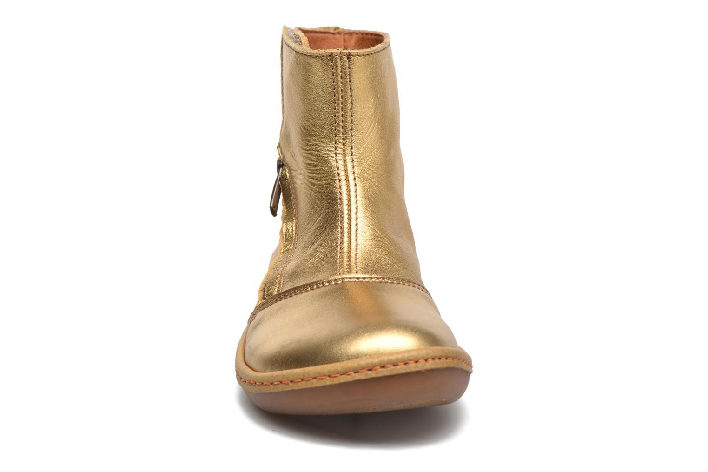 Bottines et boots Art A658 Kio Or et bronze vue portées chaussures