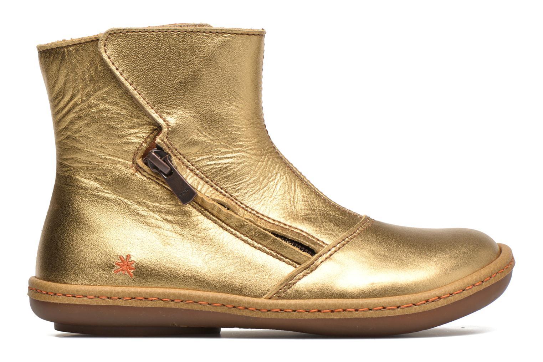 Bottines et boots Art A658 Kio Or et bronze vue derrière