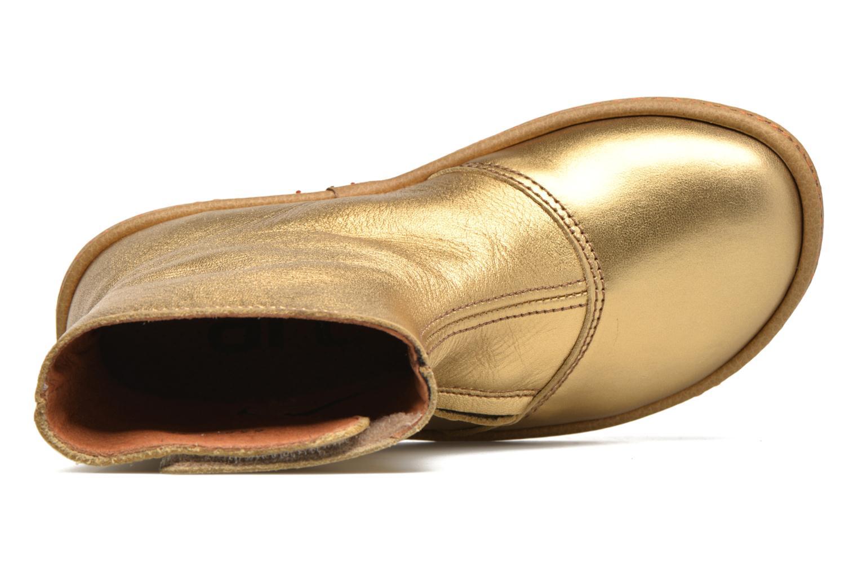 Bottines et boots Art A658 Kio Or et bronze vue gauche