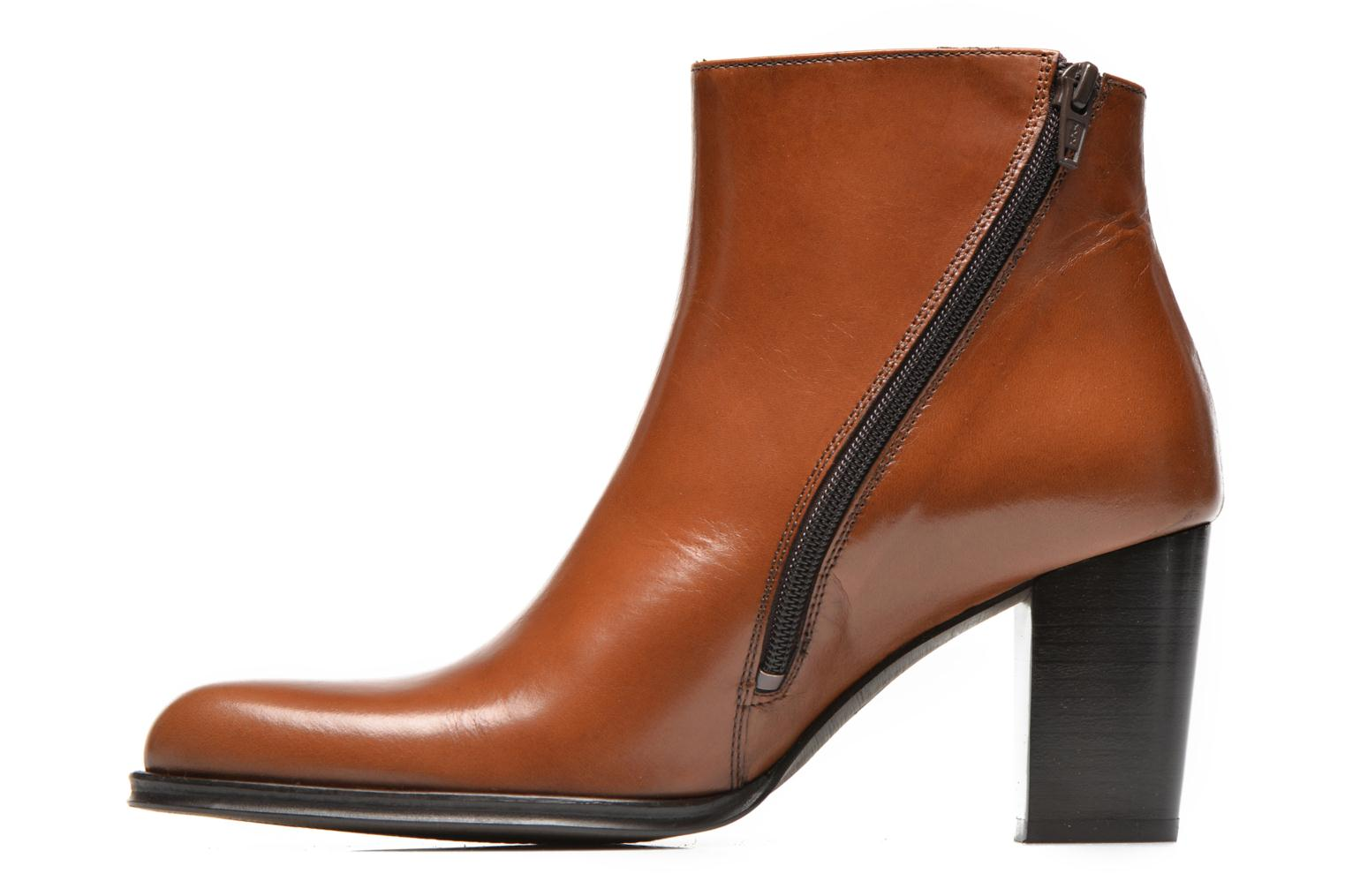 Ankle boots Muratti Passo Brown front view