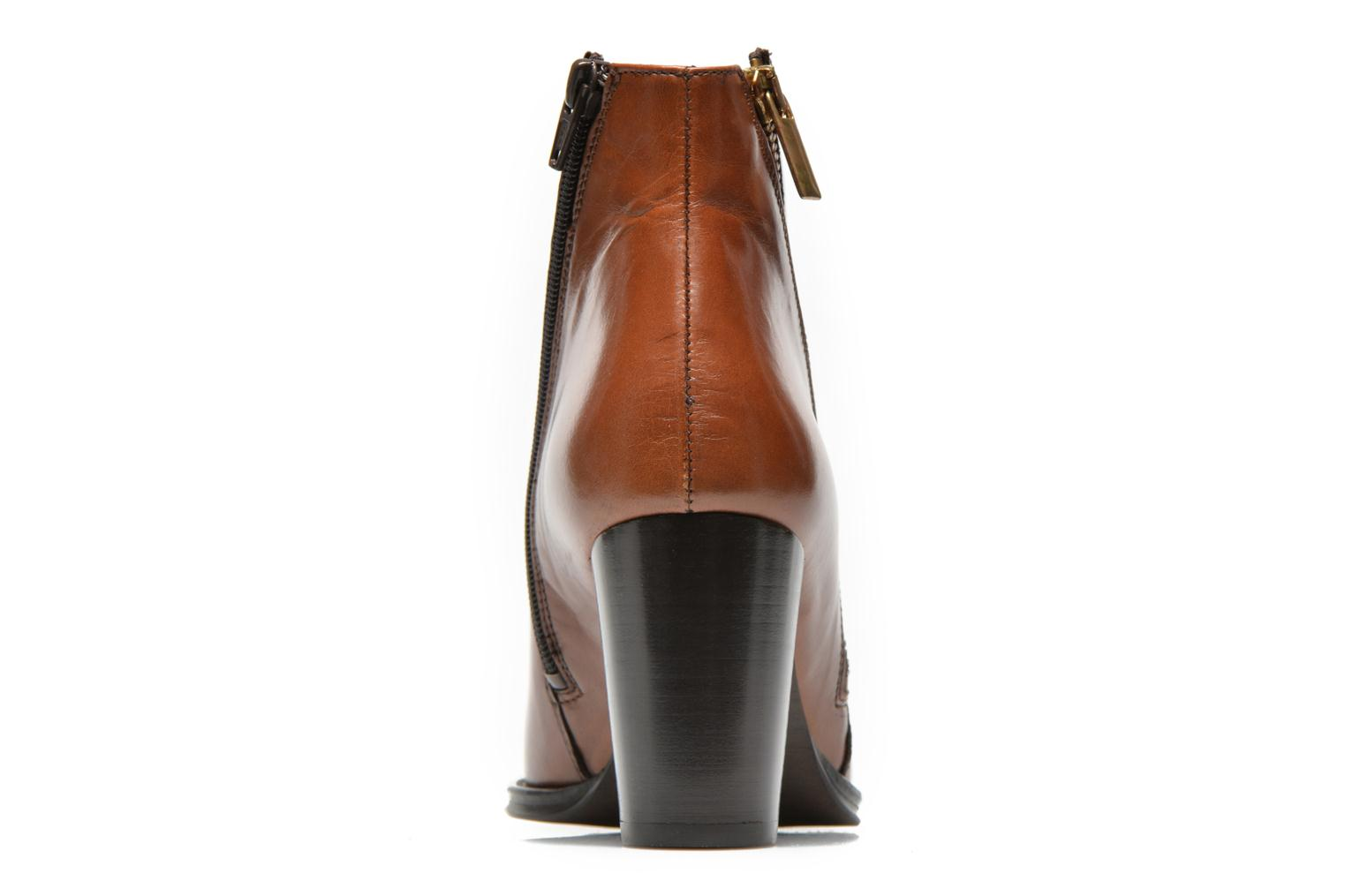 Ankle boots Muratti Passo Brown view from the right
