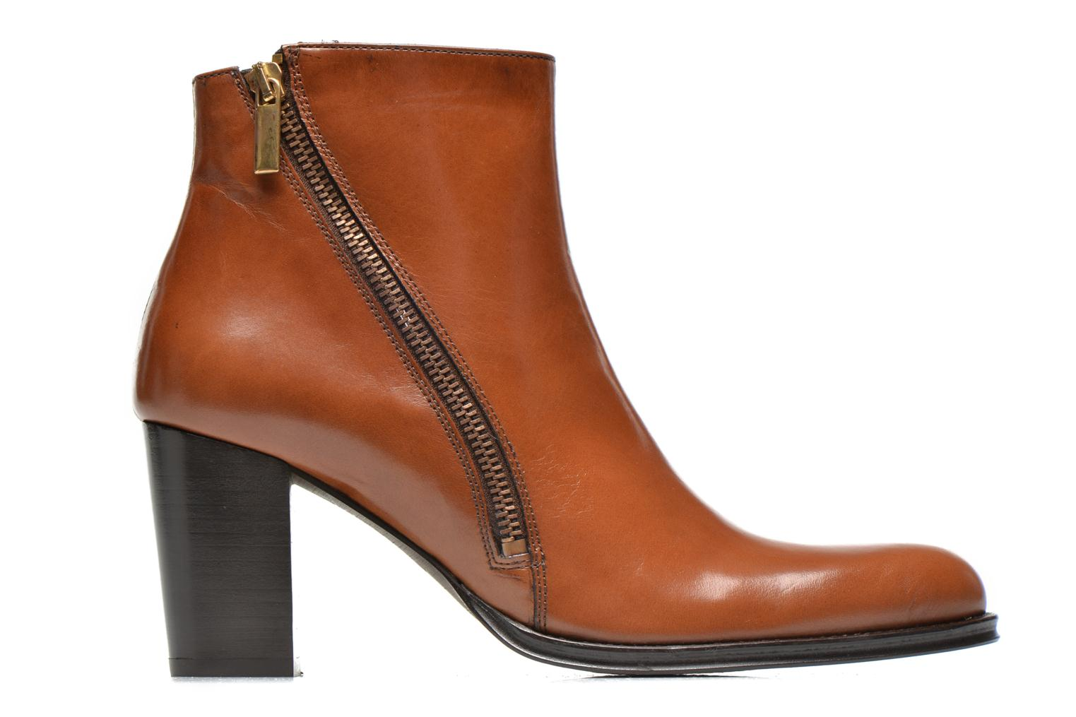 Ankle boots Muratti Passo Brown back view