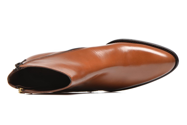 Stiefeletten & Boots Muratti Passo braun ansicht von links